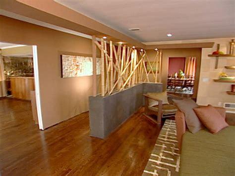 half wall ideas half wall room divider ideas