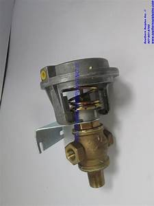"Honeywell VP519C-1006 3 Way Pneumatic Air Valve 1/2"" NPT ..."