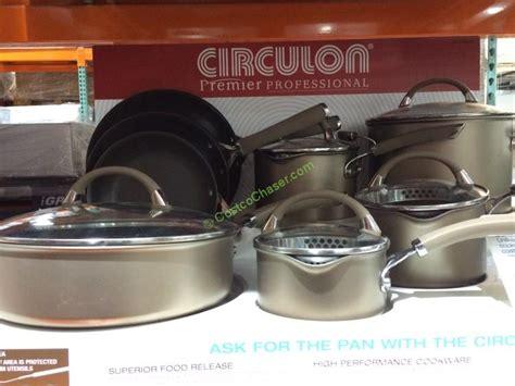 cookware circulon anodized hard costco pc professional premier
