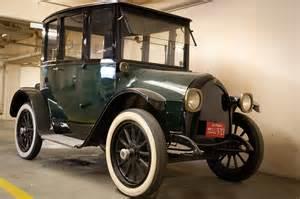 100 Year Old Car