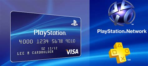 playstation credit card years worth ps