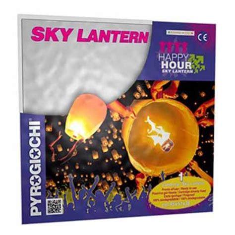 Lanterna Volante Prezzo Lanterna Volante Classica Happy Hour Sky Lanterns Mister