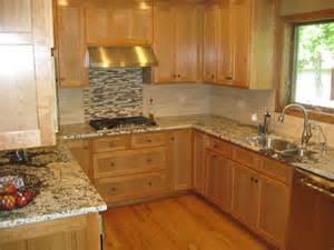 Kitchen Backsplash Ideas With Santa Cecilia Granite Paramount Granite Add Some Flavor Spice To Your Kitchen With A Bianco Antico Granite
