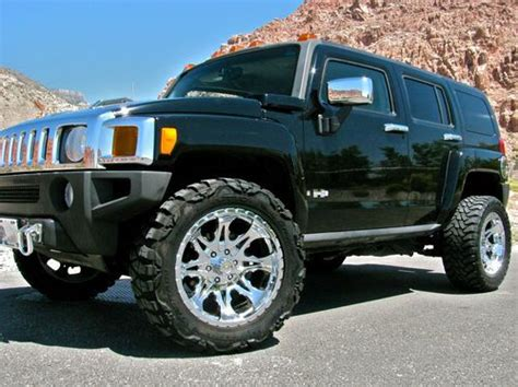 Sell Used Black, Luxury Package, 4x4, Leather, Custom