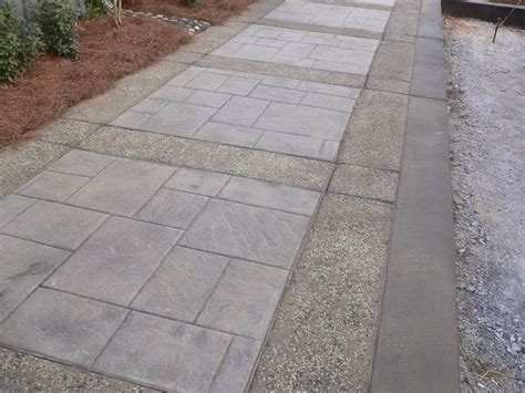 flagstone in concrete concrete sts flagstone www pixshark com images galleries with a bite