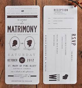 Pin by olivia terrizzi on down the aisle pinterest for Creative digital wedding invitations