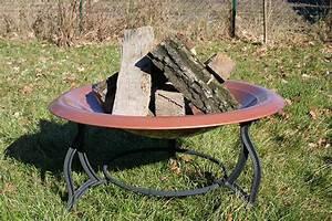 Feuerschale Für Garten : sch ne feuerschale f r den garten feuerkorb ~ Markanthonyermac.com Haus und Dekorationen