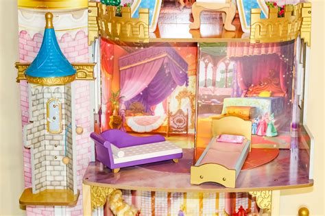 disney princess doll house kidkraft made the most epic disney princess doll house