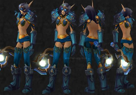 transmog plate paladin armor leather blood elf warcraft rogue wow sexiest sets transmogrification google helm chest usable bio game