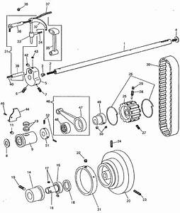 Take Up Lever  Arm Shaft  Machine Pulley