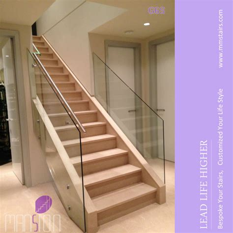 glass railing cost indoor side mounted glass stair railing cost view glass stair railing cost mansion product