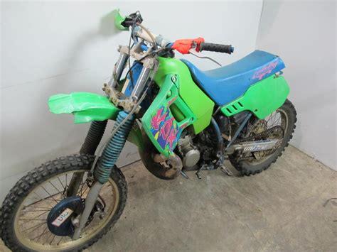 Kawasaki Dirt Bike, ***florida Appt Only***