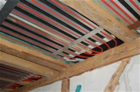Niedertemperatur Fußbodenheizung by Deckenheizung Oder Fu 223 Bodenheizung Klimaanlage Und Heizung