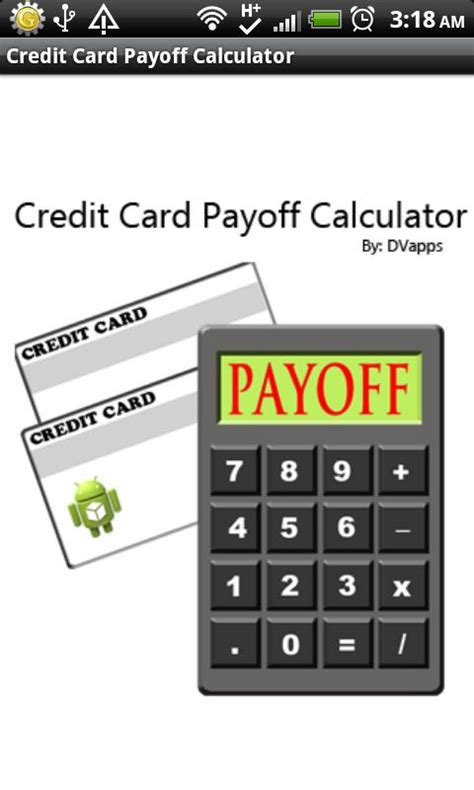 Credit Card Payoff Calculator  Android Apps On Google Play. Free Template For Raffle Tickets. Customer Contact Form Template. Free Commercial Invoice Template. Lab Report Template Word. Painting Party Invitation Template. Quarter Fold Cards Template. Save The Date Flyer. Promissory Note Word Template