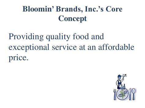 Bloomin' brands loan valuation presentation (v. 3 ma)
