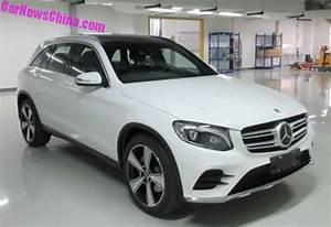 Mercedes Benz Glc Versions : mercedes benz readying glc long wheelbase for china ~ Maxctalentgroup.com Avis de Voitures