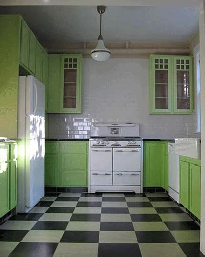 green apple kitchen decor and color inspiration country