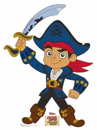 Jake Pirates Pirate Neverland Captain Disney Junior