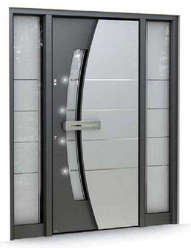 porte d ingresso in alluminio e vetro porta d ingresso battente in vetro di sicurezza