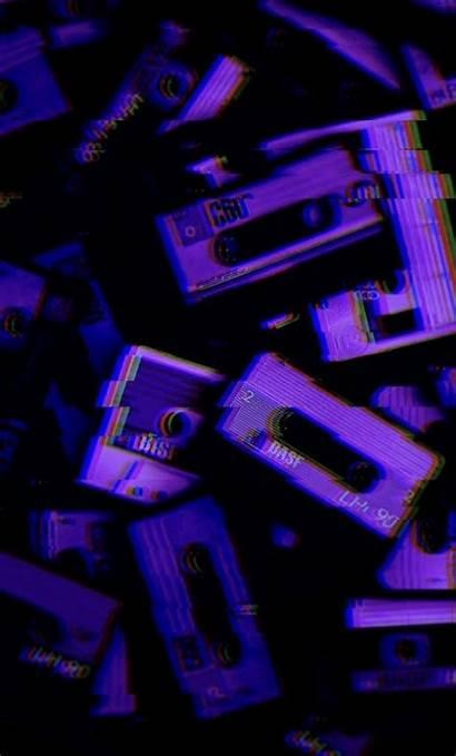 Aesthetic Wallpapers Purple Grunge Vaporwave Ig Dark