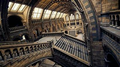 Museum History London Natural Interior Stairs England