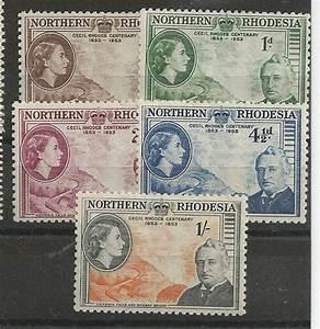 Zimbabwe & Rhodesia & Nyasaland - NORTHERN RHODESIA ...