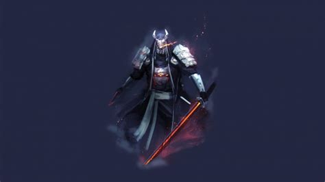 Warrior, Cyborg, Samurai Wallpapers Hd / Desktop And
