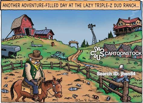 Horse Rides Cartoons And Comics