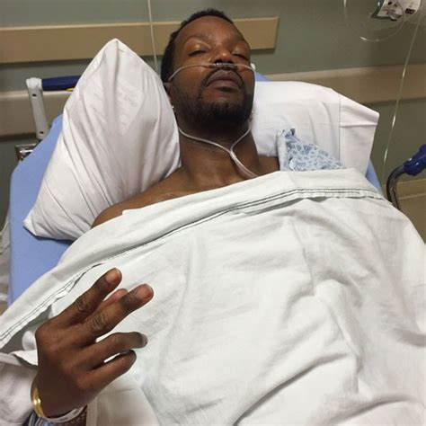 Rapper Juicy J Hospitalized For Exhaustion, Cancels San