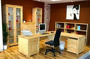Büromöbel Aus Holz : eckschreibtisch holz ~ Indierocktalk.com Haus und Dekorationen