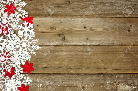 wood christmas border festival collections