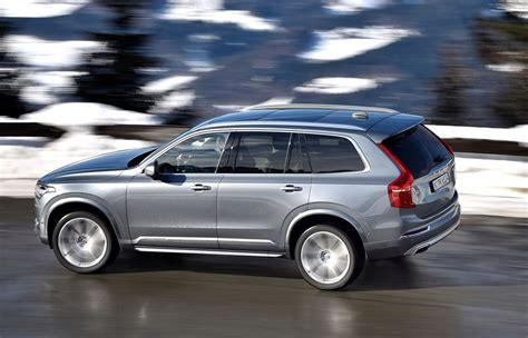 Volvo Xc90 Photo by 2017 Volvo Xc90 Reborn At The La Auto Show 2016