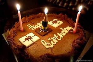Top 10 Birthday cake with candles, Birthday wishes # ...