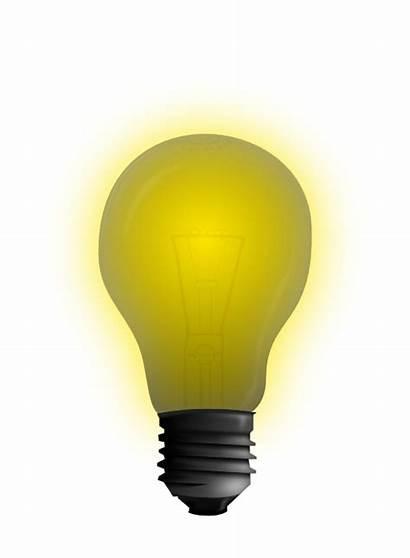 Clipart Lightbulb لمبه صوره مضيئه I2clipart Domain