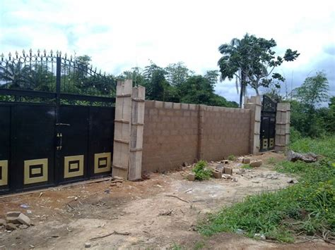 fence and gate prices fence design in nigeria fences and gates in pictures and prices properties 22 nigeria 1321