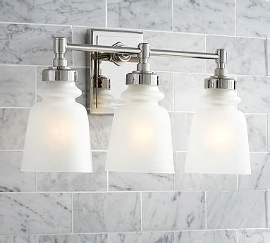 ul listed bath lighting pottery barn