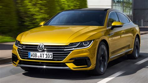 Volkswagen Vw Arteon Review & Test Drive  2017  20 Tdi