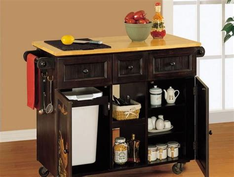 Small Kitchen Island Ideas  Movable Kitchen Islands