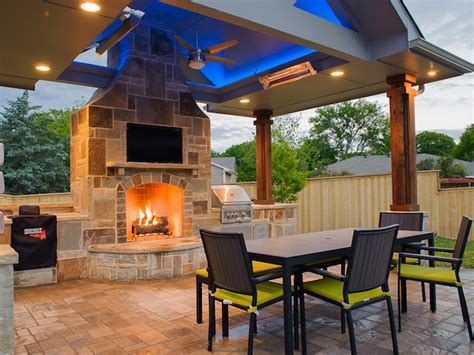 dallas outdoor kitchens gallery  outdoor living fireplaces pools