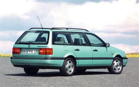 Volkswagen Passat Variant 35i 1993 Pictures Auto