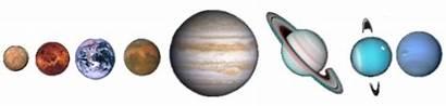 Planets Jupiter Planeten Astrologie Commons Uranus Venus