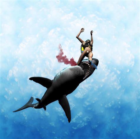 Jaws Stock Illustration