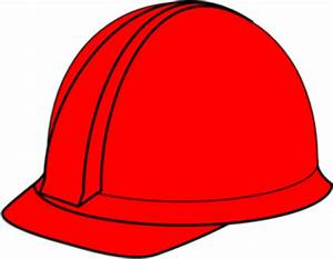 Red Hard Hat Clipart (11+)