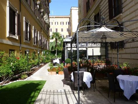entrance picture of garden palace rome tripadvisor