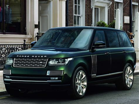 The Most Expensive Range Rover Of All Time Is An Homage To