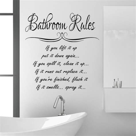 Funny Bathroom Vinyl Wall Quotes Quotesgram. Outfit Ideas Denim Shirt. Clever Kitchen Ideas Open Shelves. Tattoo Designs Your Own. Bar & Grill Ideas. Creative Desk Lamp Ideas. Small Bathroom Designs Mumbai. Kitchen Remodel Ideas Perth. Landscape Ideas Driveway