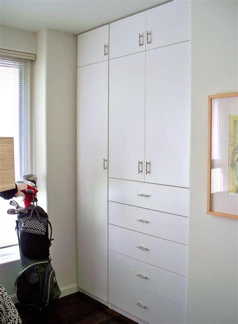 Kitchen Dresser Ideas - white closet systems maui closet company