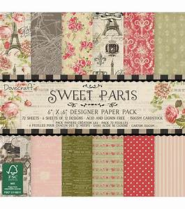 Sweed Paris : dovecraft sweet paris paper pack 6 39 39 x6 39 39 jo ann ~ Gottalentnigeria.com Avis de Voitures