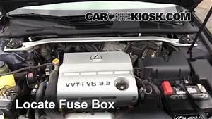 2004 Lexus Rx330 Fuse Box Diagrams : blown fuse check 2002 2006 lexus es330 2004 lexus es330 ~ A.2002-acura-tl-radio.info Haus und Dekorationen