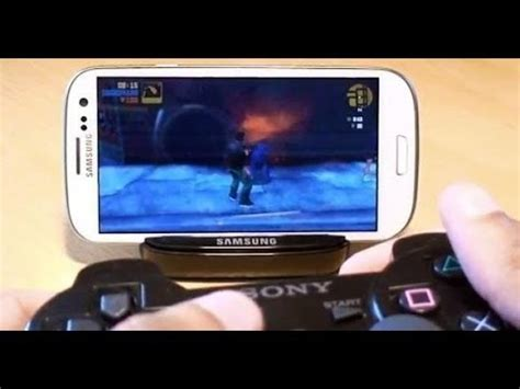how to from phone to ps3 no root how to pair a ps3 controller to play android